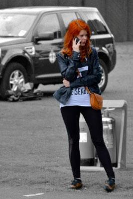 L081 Redhead