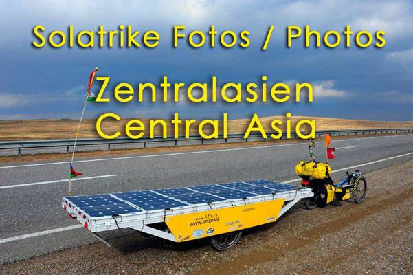 Fotogalerie Solatrike Fotos Zentralasien / Photogallery Solatrike photos Central Asia