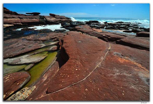 AU0467.Kalbarri N.P.Mushroom Rock