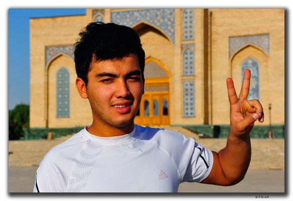UZ0174.Tashkent.Usbeke