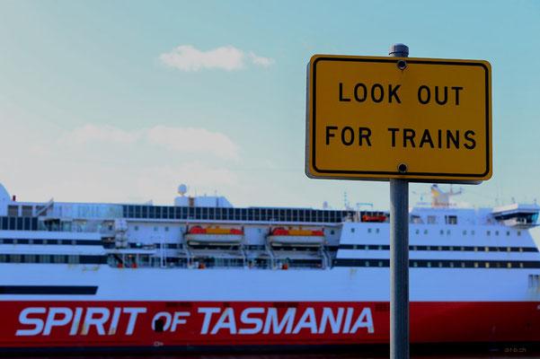Australien.Tasmanien.Devonport