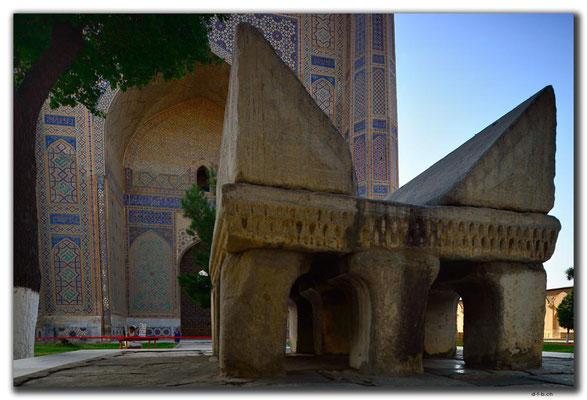 UZ0023.Samarkand.Bibi Khanym Mosque
