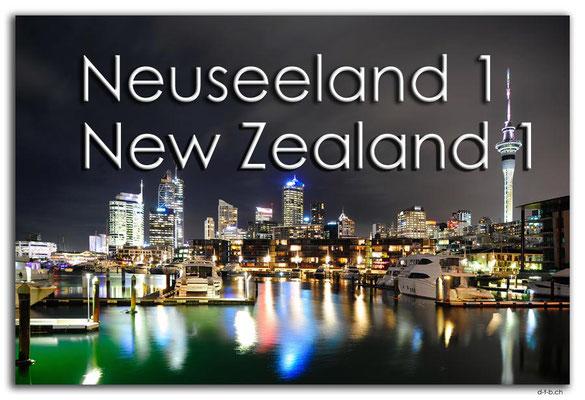 Fotogalerie Neuseeland 1 / Photogallery New Zealand 1