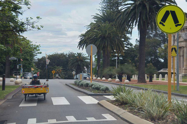 AU: Perth. Parliament House (Photo: Tom Hogarth)