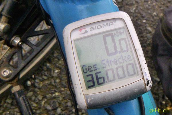 NZ: Solatrike erreicht 36'000 km
