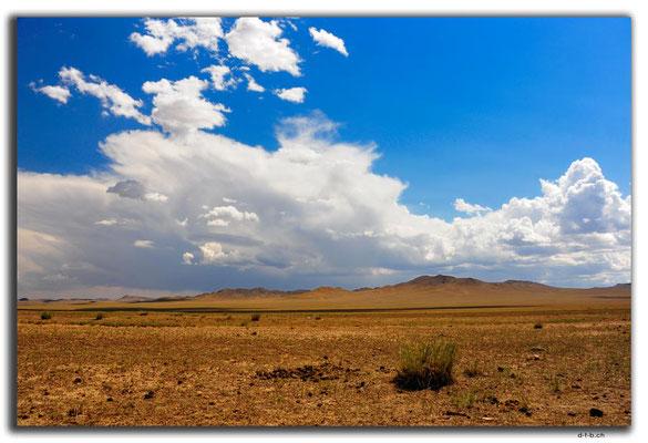 MN0084.Mongolische Landschaft