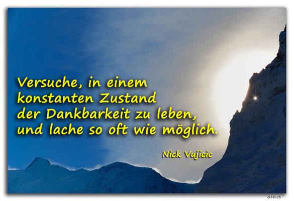 S0296.Martinsloch am Eiger,Grindelwald,Schweiz.Nick Vujicic