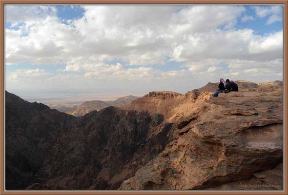 JO039.Aussicht über das Ende der Welt.Petra