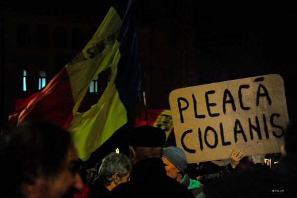 ROB009.Bukarest.Demonstration