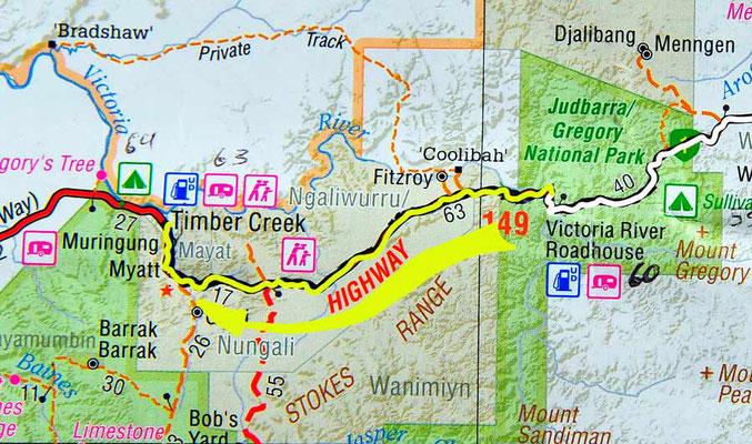 Tag293: Victoria River - Timber Creek