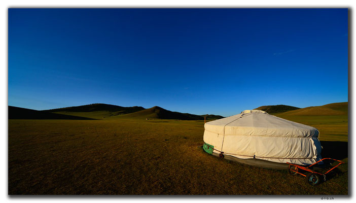 MN0081.Orkhon Valley.Nomad Ger