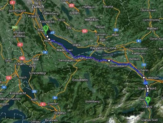 Glarus-Oberrieden 21.4.2014