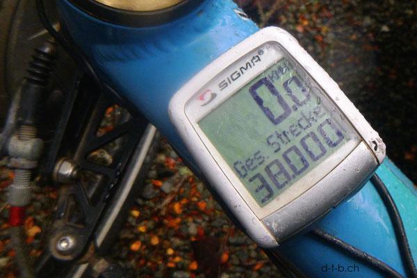 NZ: Solatrike 38'000km