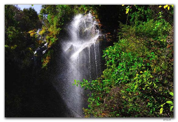 NZ0564.Anatoki Track.Waterfall