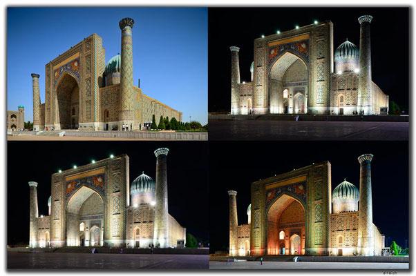 UZ0138.Samarkand.Sher Dor Medressa