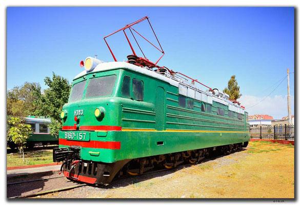 UZ0184.Tashkent.Railway Museum