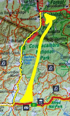 Tag 441: Cann River C.V. Park - Rockton