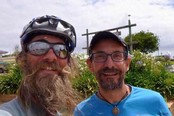 AU: David und Raphael aus Chamonix