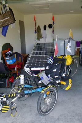 NZ: Solatrike in Kaiapoi