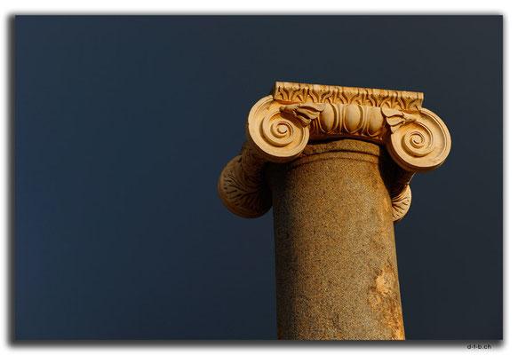 TR0242.Patara.Strasse mit Säulen