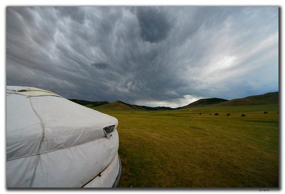 MN0060.Orkhon Valley.Nomad Ger