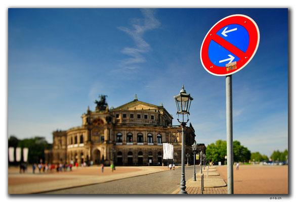 Deutschland.Dresden.Semper Oper