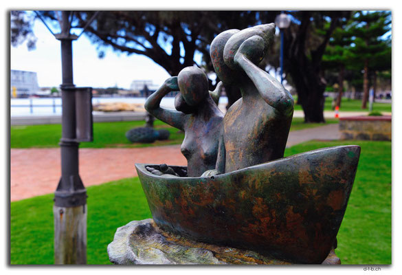 AU0719.Mandurah.Skulptur