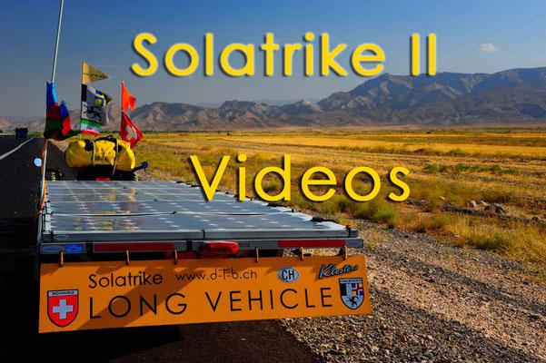 Solatrike, Videos