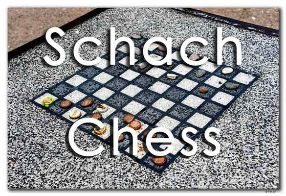 Fotogalerie Schach / Photogallery Chess