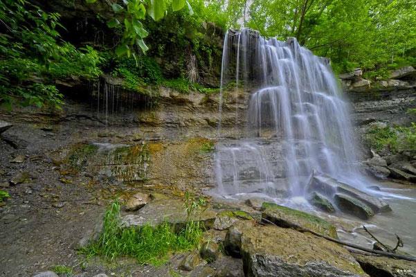 CA0446 Rock Glen Falls