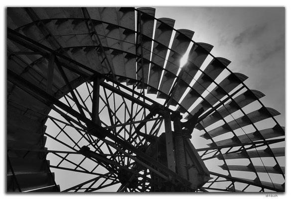 AU0971.Penong.Windmill Museum.Biggest Windmill in AU