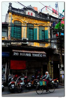 VN0087.Hanoi.altes Haus