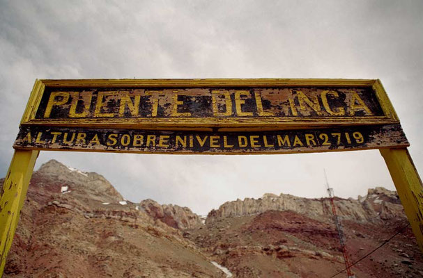 Argentina.Puente del Inca2
