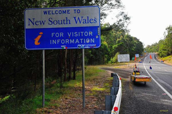 AU: Solatrike erreicht die Grenze zu New South Wales