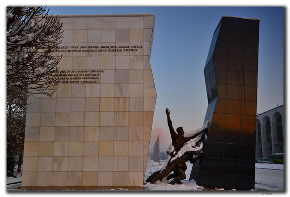 KG0172.Bishkek.Monument