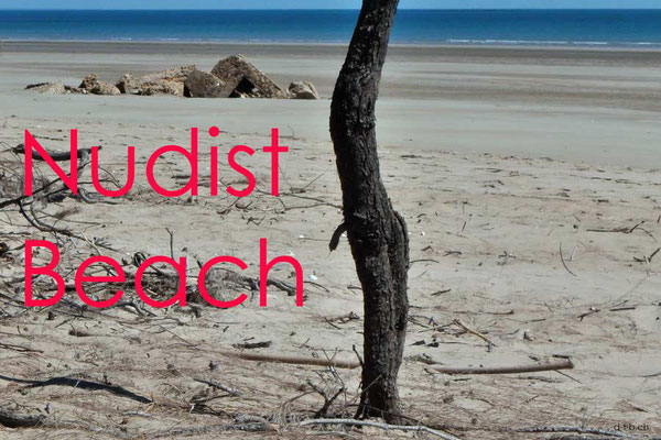 Australien.Darwin.Nudist Beach