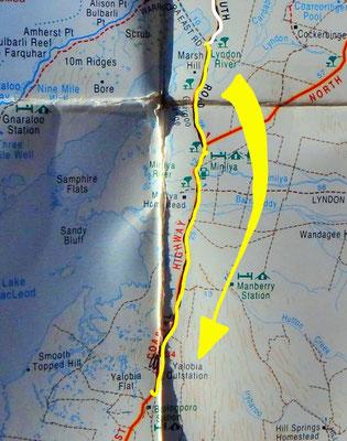 Tag 331: Lyndon River Rest Area - Lake McLeod (Yalobia) Rest Area