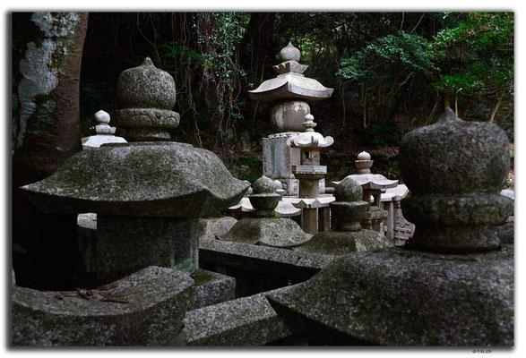 JP0017.Izuhara.Banshoin Temple.alter Friedhof