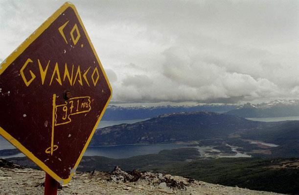 Argentina.Parque National Tierra del Fuego