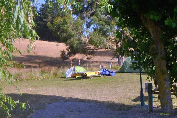 NZ: Solatrike in Cheviot