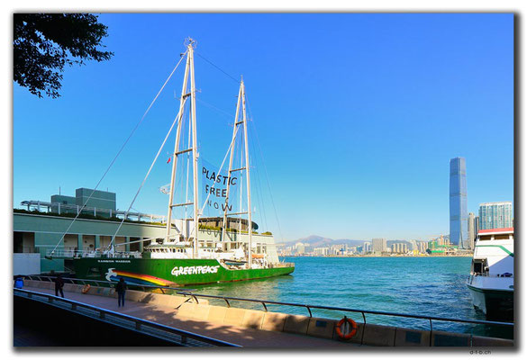 HK0028.Rainbow Warrior