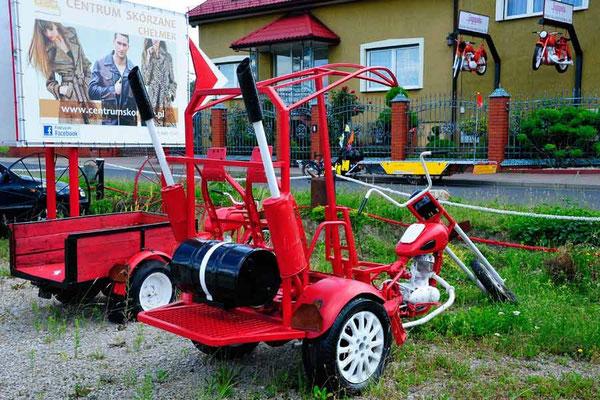 PL: Dreiradmotorrad und Solatrike