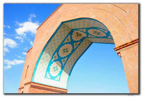 AZ003.Ganja.Juma Moschee