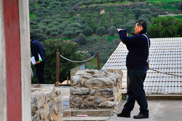 Griechenland.Knossos