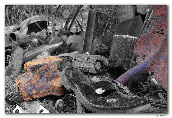 NZ0545.Kahurangi N.P. Asbestos Mine