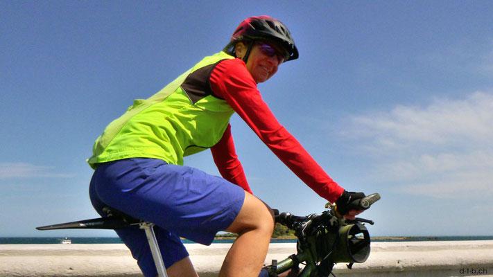 NZ: Ausfahrt mit Ismene