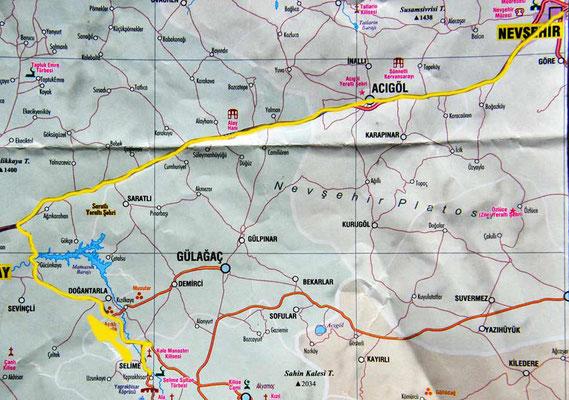 Tag 155: Selime - Nevsehir