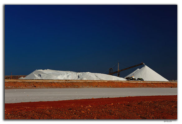 AU0292.Port Hedland,Rio Tinto Salt