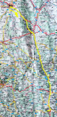 Tag 47: Litomysl - Černá Hora