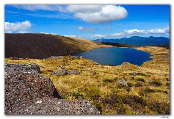 NZ0497.Kahurangi N.P.Lake Sylvester